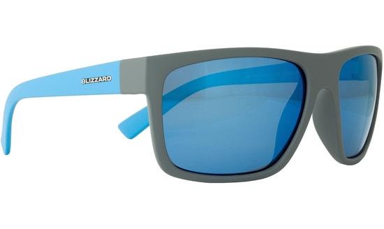 Obrázek z sluneční brýle BLIZZARD sun glasses POL603-0081 grey matt, 68-17-133