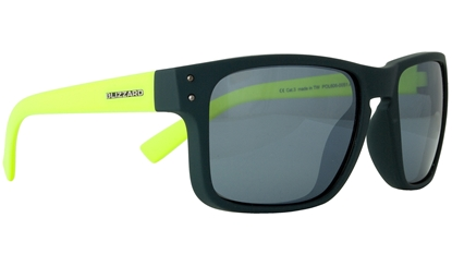 Obrázek sluneční brýle BLIZZARD sun glasses POL606-0051 dark grey matt, 65-17-135