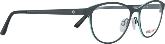 Obrázek z dioptrické brýle BLIZZARD Frame 28-17-10, 52-16/135