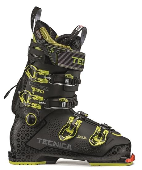 Obrázek z lyžařské boty TECNICA Cochise 120 DYN, black, 18/19