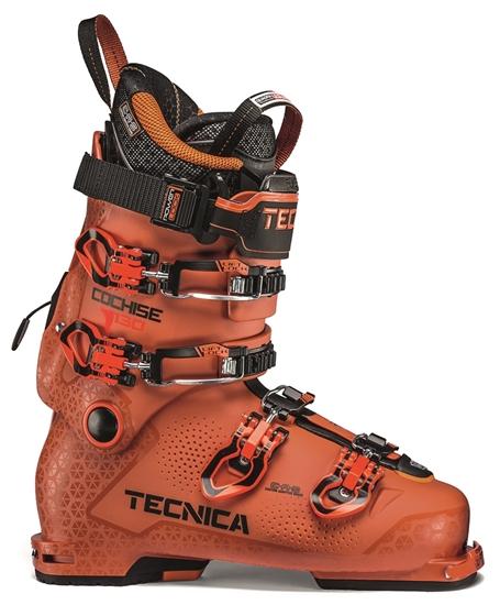 Obrázek z lyžařské boty TECNICA Cochise 130 DYN, progress orange, 18/19