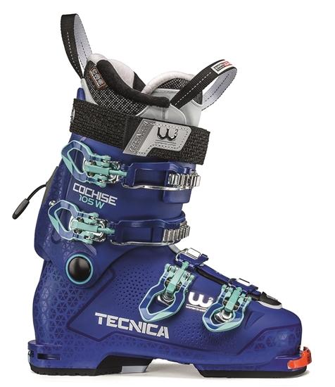 Obrázek z lyžařské boty TECNICA Cochise 105 W DYN, bright blue, 18/19