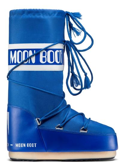 Obrázek z boty MOON BOOT NYLON, 075 electric blue , sizes EU 35-47