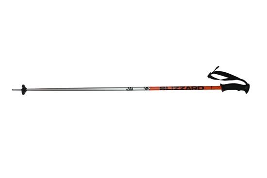 Obrázek z lyžařské hůlky BLIZZARD Sport ski poles, black/orange/silver