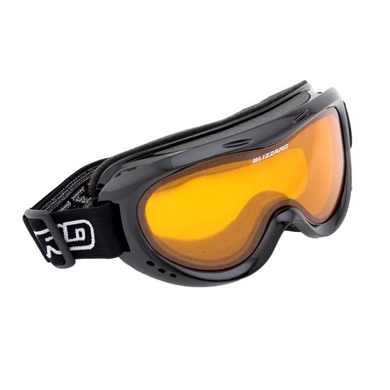 Obrázek z lyžařské brýle BLIZZARD Ski Gog. 907 AO, black, amber1