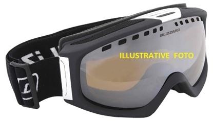 Obrázek lyžařské brýle BLIZZARD Ski Gog. 933 MDAVS, black, amber2