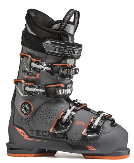 Obrázek z lyžařské boty TECNICA Mach1 90 HV RT, sport grey, 18/19
