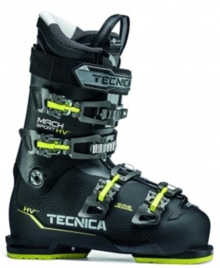 Obrázek z lyžařské boty TECNICA Mach Sport 90 HV, black, 18/19