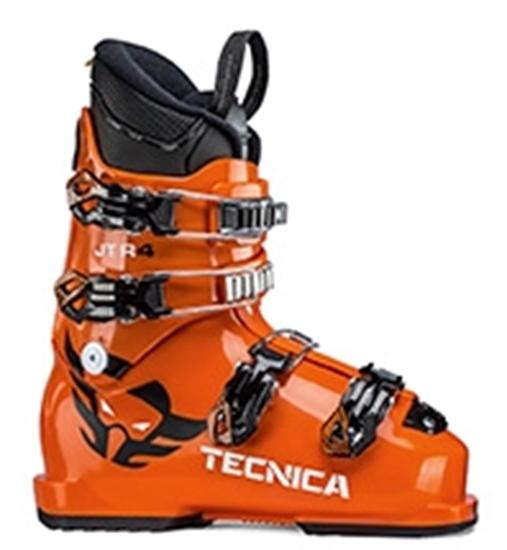 Obrázek z lyžařské boty TECNICA JTR 4, blue/black, rental, 18/19