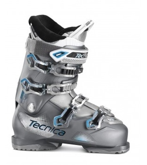 Obrázek z lyžařské boty TECNICA TEN.2 75 RT W, grey/silver, rental, AKCE
