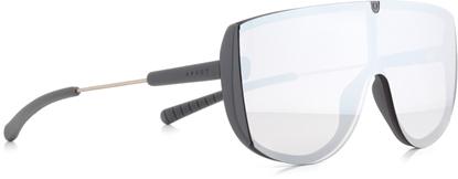 Obrázek sluneční brýle SPECT SPECT Sun glasses, SHADE-003, matt warm grey/smoke gr. wth silver flash, 131-03-140