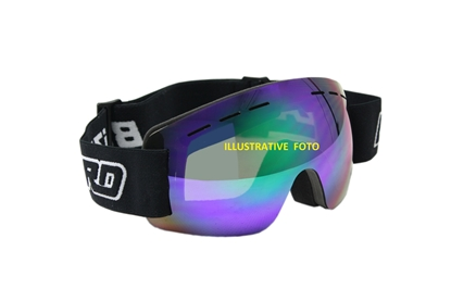 Obrázek lyžařské brýle BLIZZARD Ski Gog. MF02KID DAVZS, smoke2, blue mirror