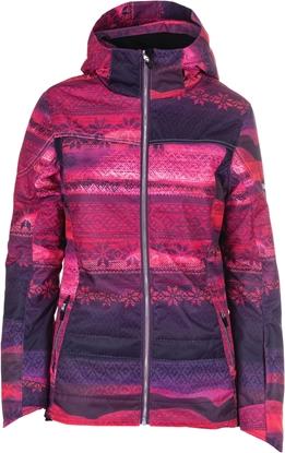 Obrázek lyžařská bunda BLIZZARD Viva Jacket Livigno, ruby