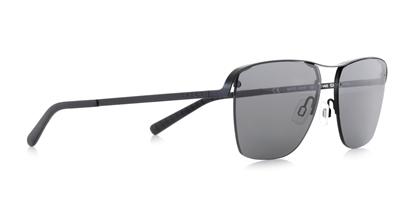 Obrázek sluneční brýle SPECT SPECT Sun glasses, SKYE-005P, green/blue gradient with silver flash POL, 55-14-140