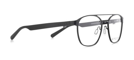 Obrázek z brýlové obruby SPECT Frames, ELWOOD-001, black, 52-19-145