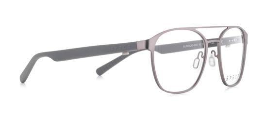 Obrázek z brýlové obruby SPECT Frames, ELWOOD-002, silver, 52-19-145