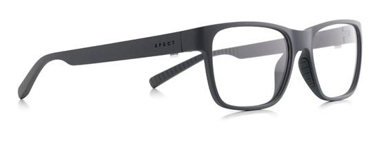 Obrázek z brýlové obruby SPECT Frame, TRUST-002, matt dark grey/dark grey, 53,5-17-145