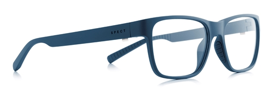 Obrázek z brýlové obruby SPECT Frame, TRUST-003, matt dark blue/dark blue, 53,5-17-145
