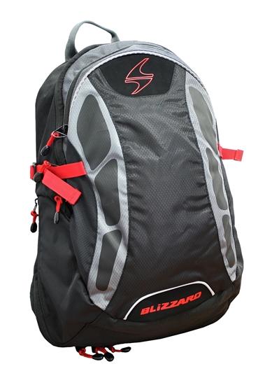 Obrázek z batoh BLIZZARD Sport 5+ backpack, black/red, AKCE