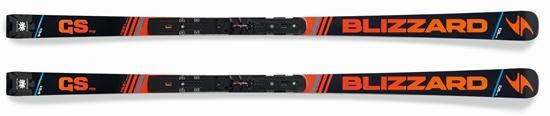 Obrázek z sjezdové lyže BLIZZARD GS FIS Master Racing + WC plate, 17/18, (R>27 m)