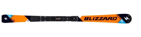Obrázek z sjezdové lyže BLIZZARD SL JR Racing FIS + WC plate, R 10,5, AKCE