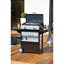 Obrázek z BBQ ACCY, Premium Plancha Trolley
