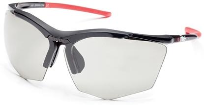 Obrázek sluneční brýle RH+ Super Stylus, black/red, varia grey lens
