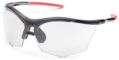 Obrázek sluneční brýle RH+ Ultra Stylus, black/red, varia grey lens