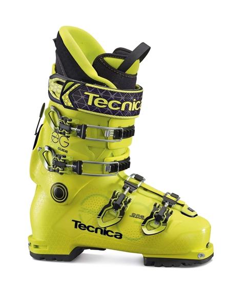 Obrázek z lyžařské boty TECNICA Zero G Guide PRO, bright yellow, AKCE