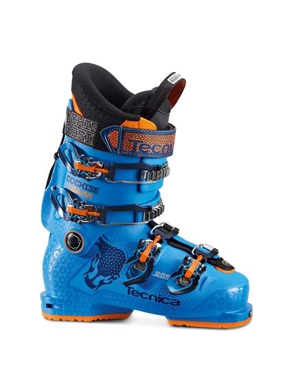 Obrázek z lyžařské boty TECNICA Cochise Team, process blue, 17/18