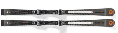 Obrázek sjezdové lyže BLIZZARD Blizzard QUATTRO RS 70 + vázání Blizzard XCELL14 DEMO, 19/20