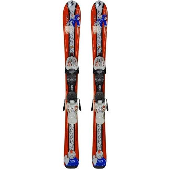 Obrázek z BLIZZARD SET BLIZZI IQ dětské lyže