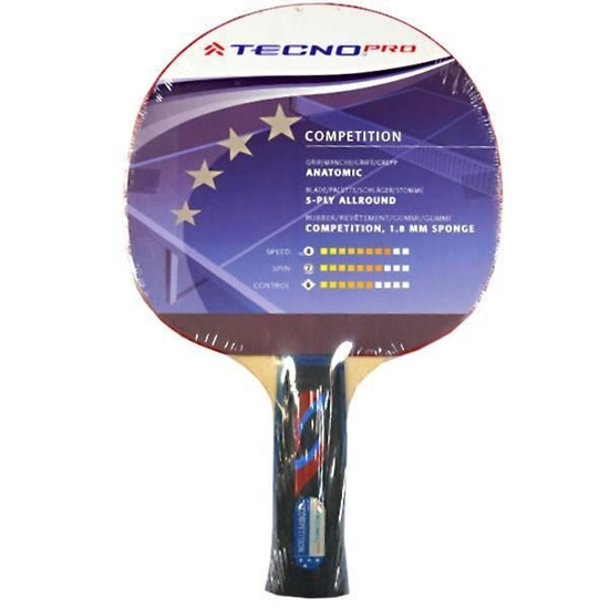 Obrázek z TECNO PRO COMPETITION ping pong pálka