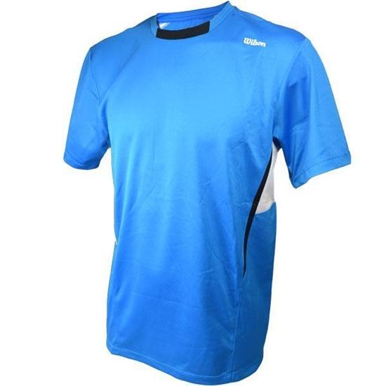 Obrázek z WILSON WRA13530051 CREW pánské tenisové triko