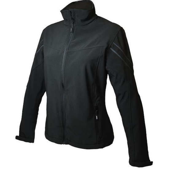 Obrázek z MCKINLEY TARA dámská softshellová bunda