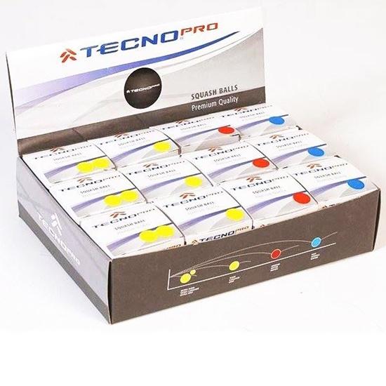 Obrázek z TECNOPRO squash míče