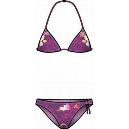 Obrázek ADIDAS PLAVKY AD BEACH YOUTH TRIBIKINY X31848 dětské plavky