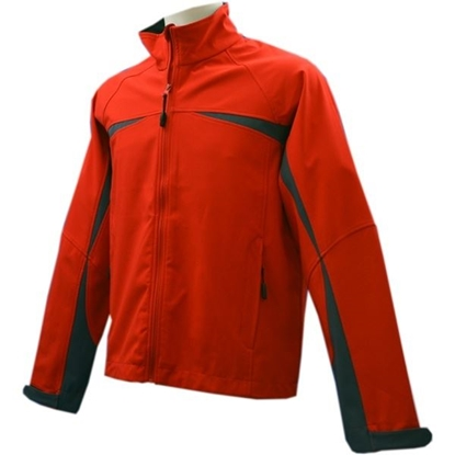 Obrázek MCKINLEY TOM pánská softshellová bunda
