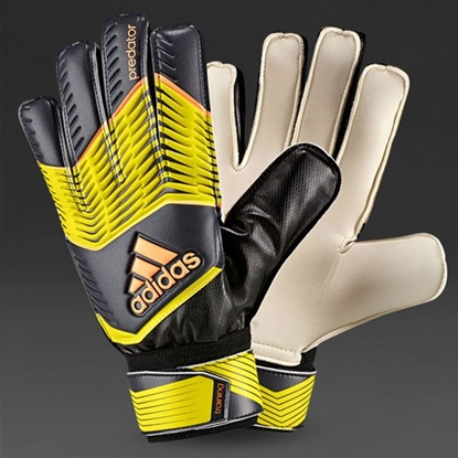 Obrázek ADIDAS PREDATOR M38741 pánské brankářské rukavice na fotbal