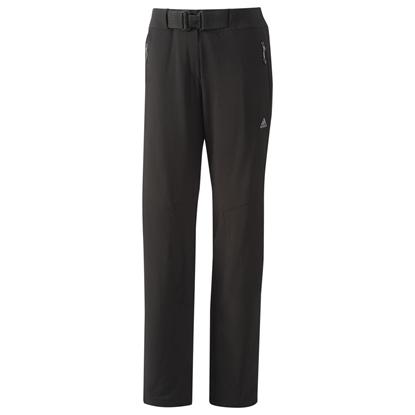 Obrázek ADIDAS W TERREX SWIFT LINED W38097 dámské softshellové kalhoty