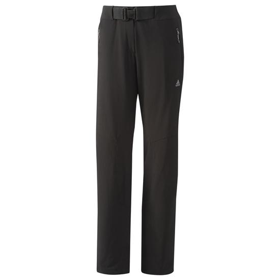 Obrázek z ADIDAS W TERREX SWIFT LINED W38097 dámské softshellové kalhoty