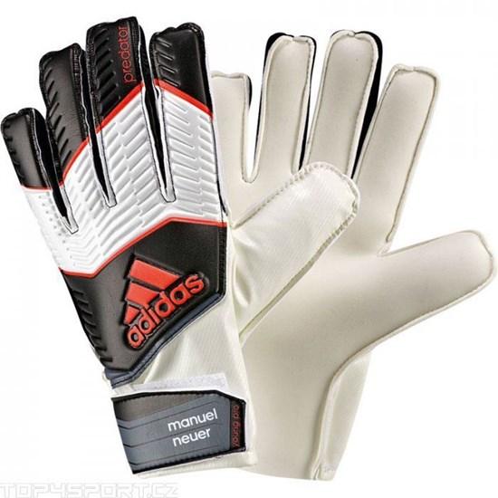 Obrázek z ADIDAS PREDATOR YOUNG PRO MANUEL NEUER M38726 dětské fotbalové rukavice