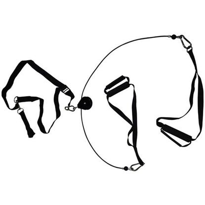 Obrázek  ACRA D53 TRX multifunkční popruhy s kladkou