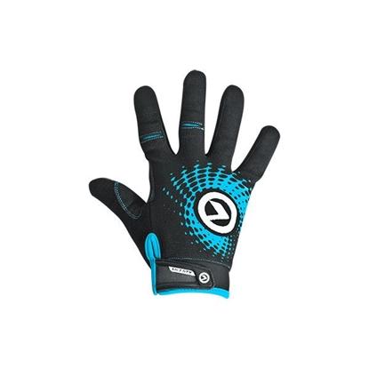 Obrázek KELLYS IMPACT LONG  cyklistické rukavice prstové