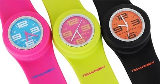 Obrázek z TEMPISH hodinky