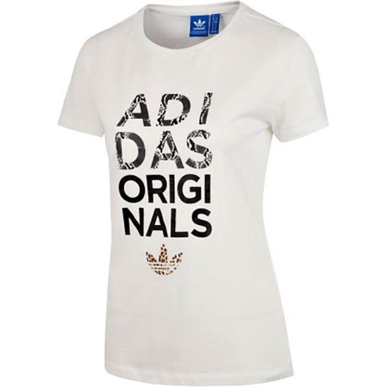 Obrázek z ADIDAS LOGO ESSEN ANIMAL TEE AB2395 dámské triko