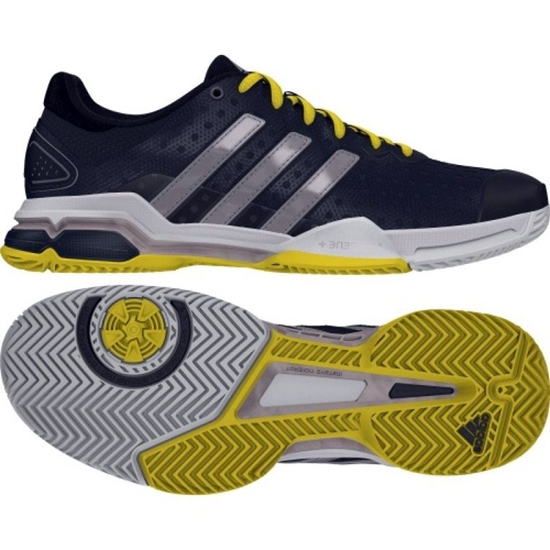 Obrázek z ADIDAS BARRICADE TEAM 4 pánská tenisová obuv
