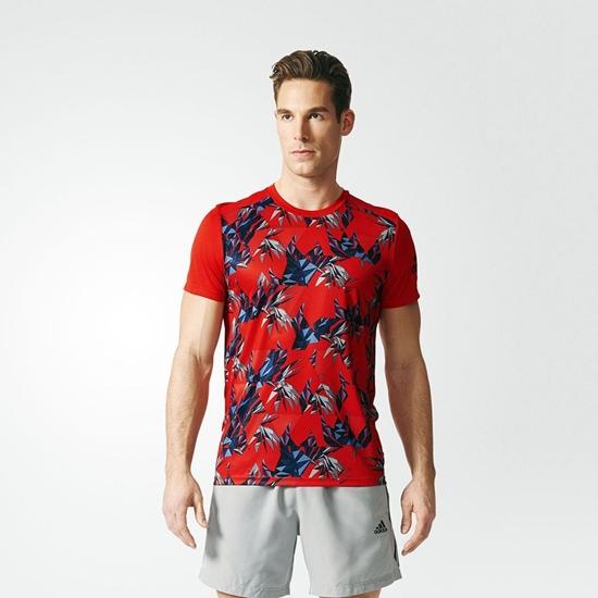 Obrázek z ADIDAS SUMMER COOL365 TEE pánské sportovní triko