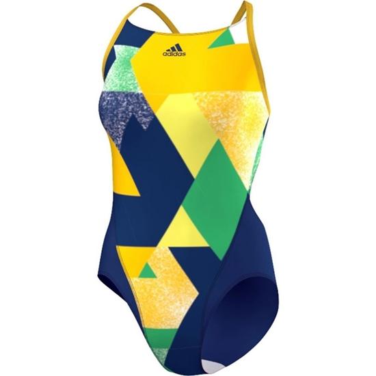 Obrázek z ADIDAS RI ART 1PC B dámské plavky