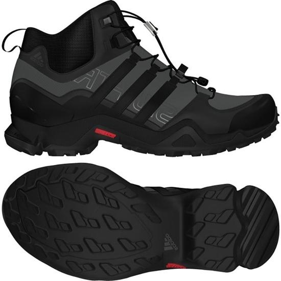 ADIDAS TERREX SWIFT R MID pánská treková obuv